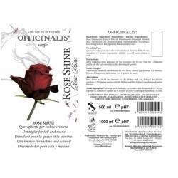 "OFFICINALIS® ""Rose Shine"" démêlant/lustrant"
