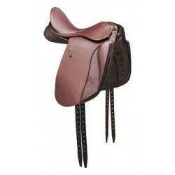 Selle Dressage Hannover synthétique Zaldi