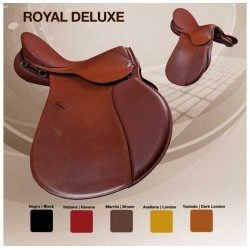 Selle mixte Zaldi Royal Deluxe