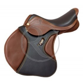 Zaldi Ledyard jumping saddle