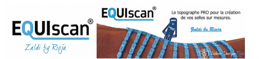 EQUISCAN / made to measure saddle