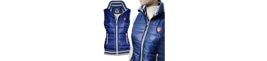 jackets and gilets